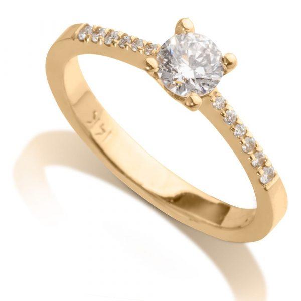 טבעת אירוסין AJR502