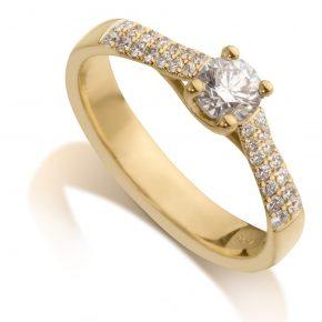 טבעת אירוסין AJR503
