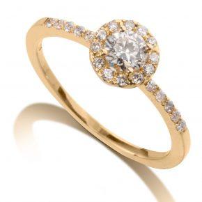 טבעת אירוסין AJR508