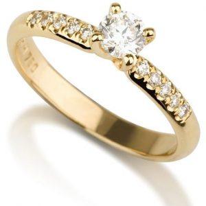 טבעת אירוסין AJR524