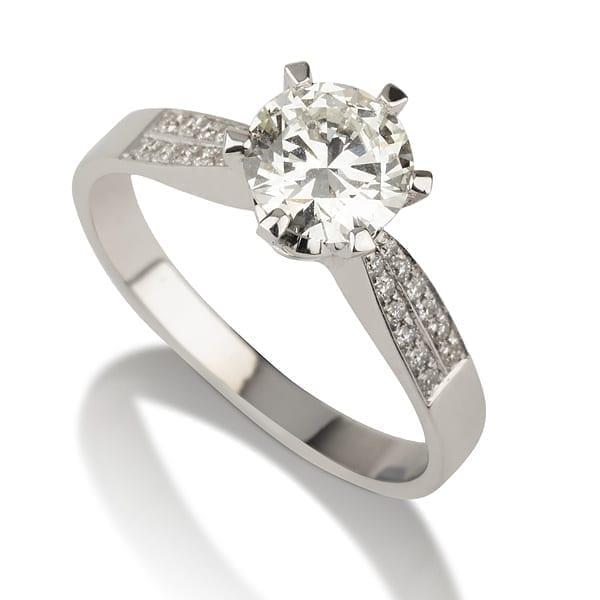 טבעת אירוסין AJR547