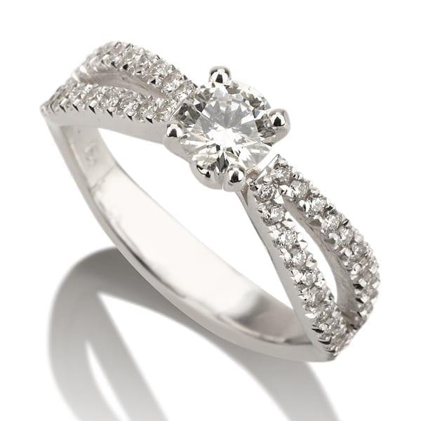 טבעת אירוסין AJR550