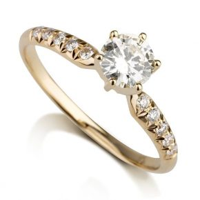 טבעת אירוסין AJR558