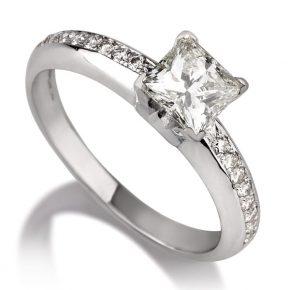 טבעת אירוסין פרינסס AJR566