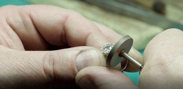 ליטוש יהלומים לקבלת מוצר איכותי