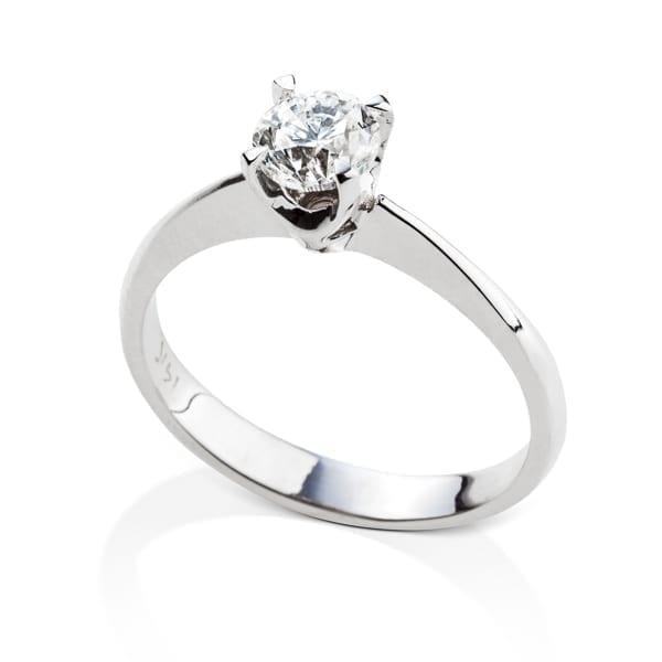 טבעת אירוסין טבעת אירוסין יהלום