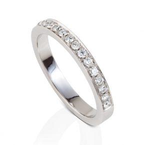 טבעת יהלומים AJR5046