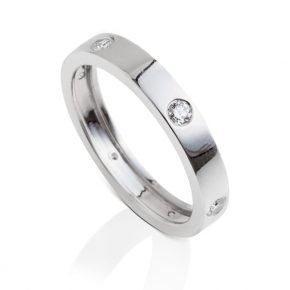טבעת יהלומים AJR5049