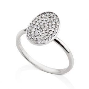 טבעת יהלומים AJR5051
