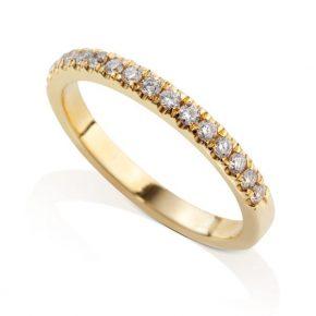 טבעת איטרניטי יהלומים AJR5058