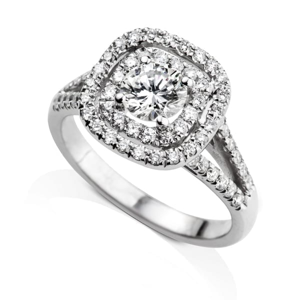 טבעת יהלומים AJR5087