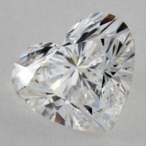 יהלום לב 0.71 קראט