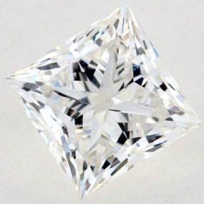 יהלום פרינסס 0.60 קראט