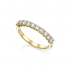 טבעת איטרניטי יהלומים