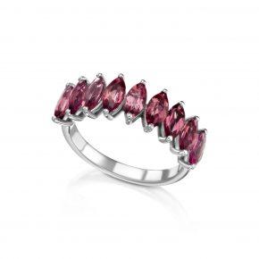 טבעת מרקיזות טורמלין 5341