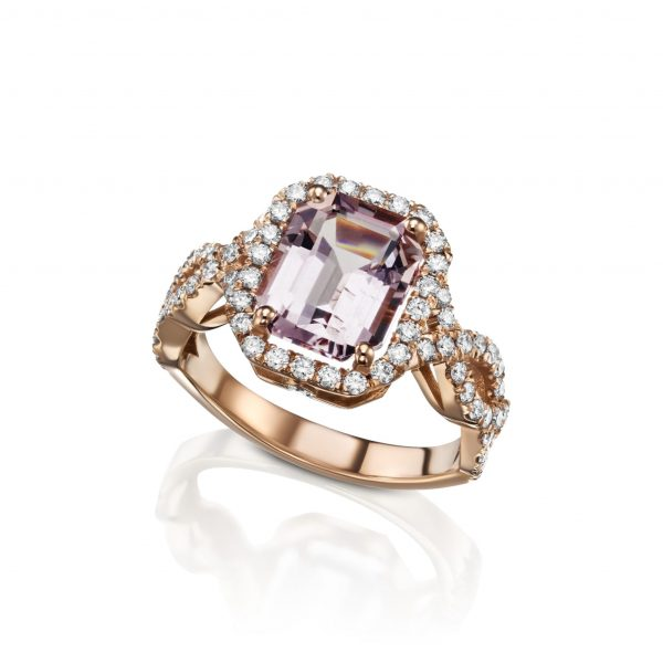 טבעת מורגנייט 5364