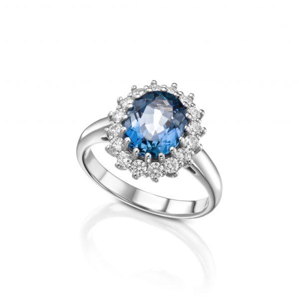 טבעת דיאנה BTL דגם5375