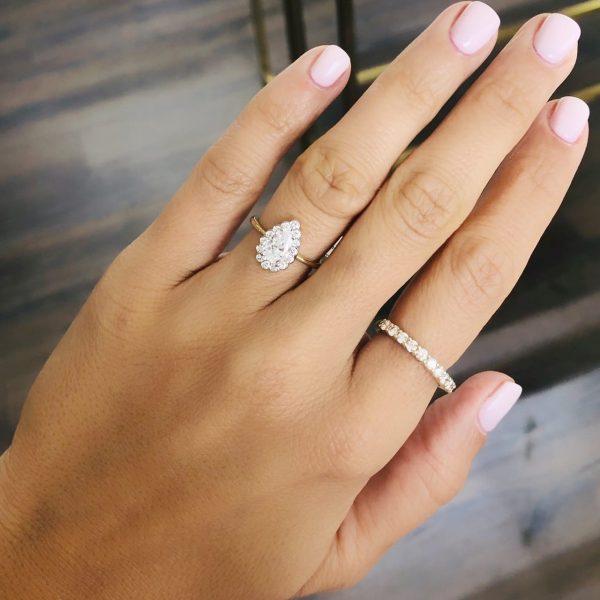 טבעת טיפה דגם 5369