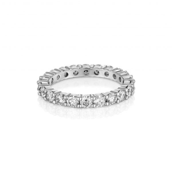 טבעת איטרניטי 2 קראט