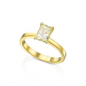 טבעת רדיאן 1.28 קראט